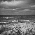 The Dunes In Winter by Rita Anthony