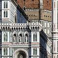 The Duomo Detail by John Greim