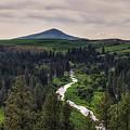 The Elberton View by Mark Kiver