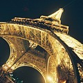 The Eiffel Tower By Night by Alex Kantor