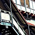 The Elevated Station At 125th Street by Sarah Loft