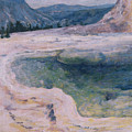 The Emerald Pool by John Henry Twachtman