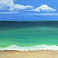The Emerald Sea by Robyn Saunders