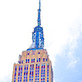 The Empire State Building 1 by Jeelan Clark