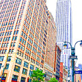 The Empire State Building 6 by Jeelan Clark