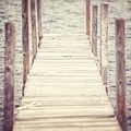 The Empty Dock by Lisa Russo