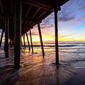 The Enchanted Pier by Michael Scott
