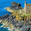 The Engine House Botallack by Scenes of Cornwall