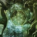 The Enigma Of Capricorn  by Daniel Arrhakis