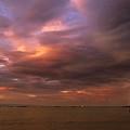 The Evening Sky by Angel Ciesniarska