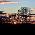 The Evening Sky by Jeramey Lende