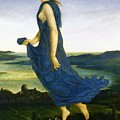 The Evening Star by Edward Burne-Jones