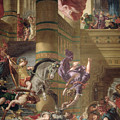 The Expulsion Of Heliodorus by MotionAge Designs