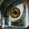 The Eye by Angel Ortiz
