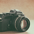 The Fabulous Nikon by Ana V Ramirez