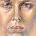 The Face In The Miror by Iglika Milcheva-Godfrey