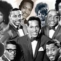 The Faces Of Motown by Peter Nowell
