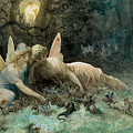 The Fairies  by Gustave Dore
