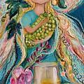 The Fairies Of Wine Series - Chardonnay by Elena Kotliarker