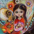 The Fairies Of Zodiac Series - Scorpio by Elena Kotliarker
