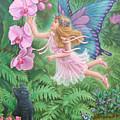 The Fairy Princess Jasmine  by Johanna Girard