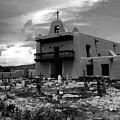 The Faithful Of San Ildefonso by David Lee Thompson