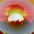 The Falling Sun  by Jeff Swan