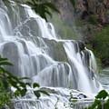The Falls Of Fall Creek by DeeLon Merritt