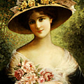 The Fancy Bonnet by Emile Vernon
