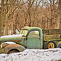 The Farm Truck by Bonfire Photography