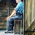 The Farmer by Patricia L Davidson