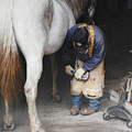 The Farrier by Catherine Gauldin
