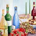The Feast by Deborah Ronglien