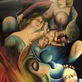 The Feathered Serpent  by Ilona Van Hoek