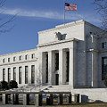 The Federal Reserve In Washington Dc by Brendan Reals