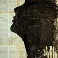 The Female Silhouette . by Marat Cherny
