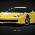 The Ferrari 458 by Mark Rogan