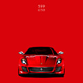 The Ferrari 599 GTO by Mark Rogan