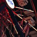 The Ferris Wheel by Ayesha  Lakes