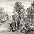 The Ferry 1649 Ad                              by S Paul Sahm