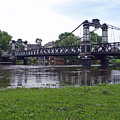 The Ferry Bridge by Rod Johnson