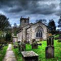 The Fewston Church by Dennis Dame