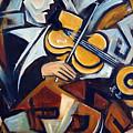 The Fiddler by Valerie Vescovi