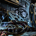 The Film Room by Kristia Adams