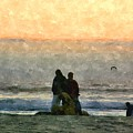 The Final Sunset by Image Takers Photography LLC - Carol Haddon