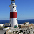 The First And Last Lighthouse On The Continent Of Europe by Brenda Kean