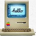 Hello Apple 2 by Tony Rubino