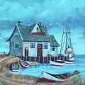 The Fish House by Betty McGregor
