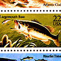 The Fish Stamps by Lanjee Chee