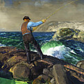 The Fisherman by George Bellows